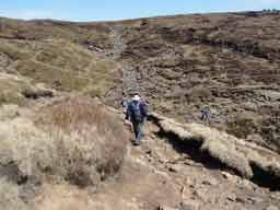 Kinder Scout, April