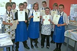 Young Chef 20012-13
